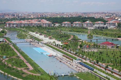 Eskişehir,aşk kenti oluyor