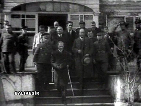 Atatürkün görülmeyen fotoğrafları