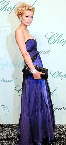 Paris Hilton kendini kaybetti