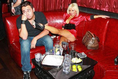 Tila Tequila Las Vegasta!