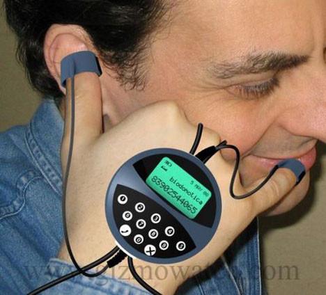 En sıradışı telefonlar!