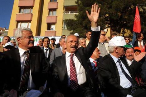 Gandiye Ankarada büyük ilgi