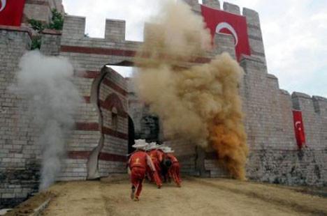 Osmanlı, Türkiyeyi fethetti
