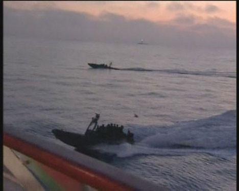 İsrail gemiye katiller timini göndermiş