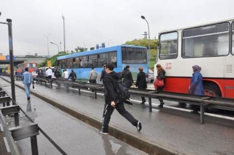 İstanbulu sel aldı
