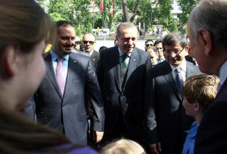 Erdoğan, Türk-Arap İş Forumunda