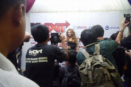 Jakartada Hadise çıktı