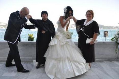 Yavuz Seçkin evlendi
