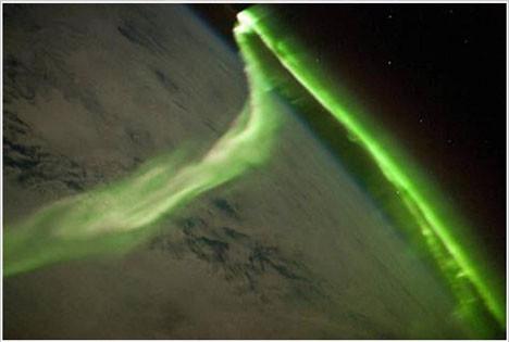 Uzayda Haziran böyle geçti!