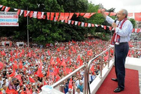 Trabzonda coşkulu karşılama