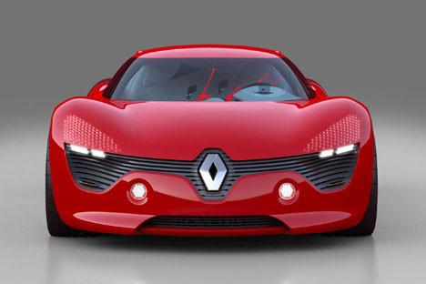 Renaultun konsept modeli DeZir
