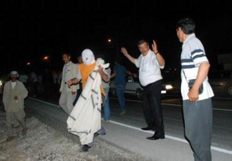 Öldürülen PKKlıya miting gibi cenaze