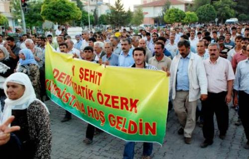 PKK askere meydan okudu !
