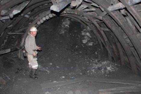 İşte madencilere mezar olan o maden!