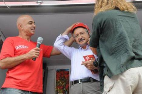 Kılıçdaroğlu Ankaradan hayır dedi