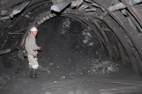Maden ocağında son dua