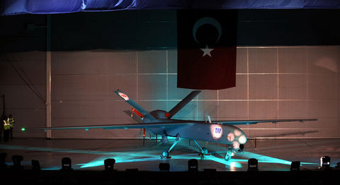 İşte Türk yapımı Heron !