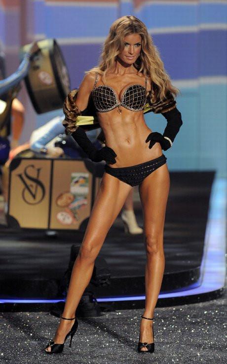 Victorias Secreta büyük şok