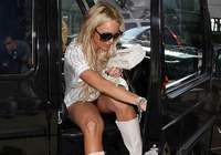 Lindsay Lohan fena yakalandı