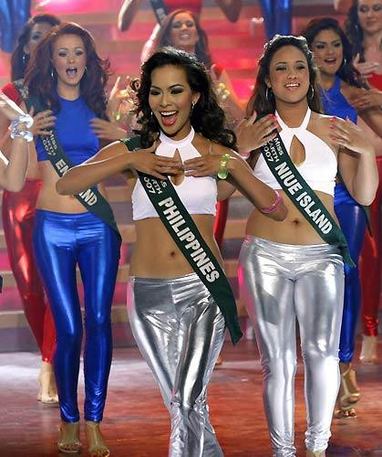 Miss Earth Güzellik Yarışması