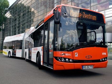 İşte İstanbulun elektrikli otobüsleri