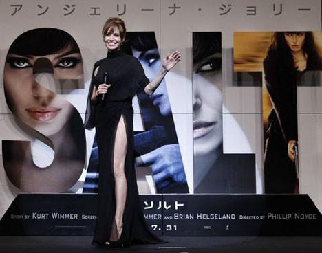 Angelina Jolie Japonyada