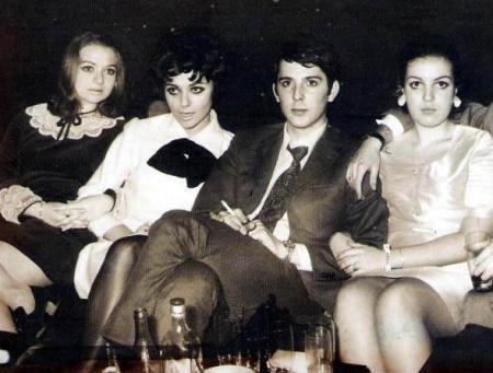 Cemil İpekçinin gençlik kareleri