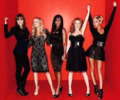 11 yıl sonra Spice Girls