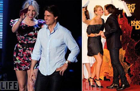Tom Cruise nasıl uzadı?