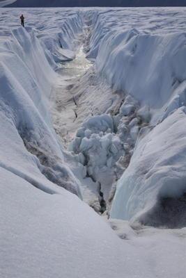 Küresel ısınma Grönlandı vurdu