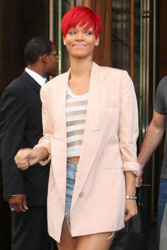 Rihannanın yeni dövmesi