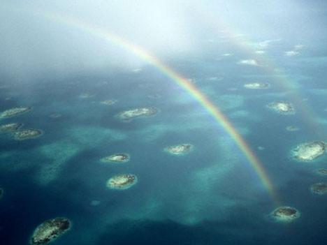 Yeryüzündeki cennetler