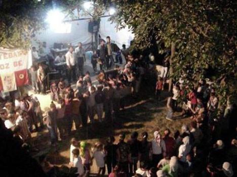 Diyarbakırda PKK kutlaması