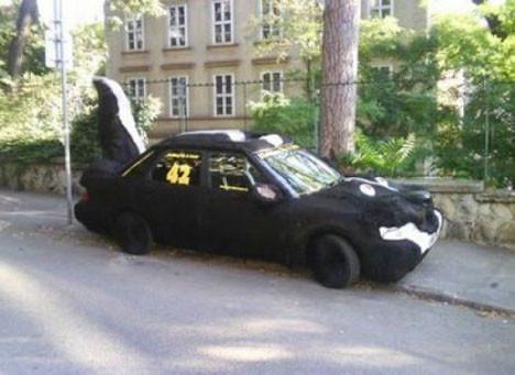 Hayvanlara benzeyen araçlar