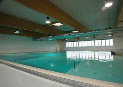 İşte dünyanın en derin havuzu