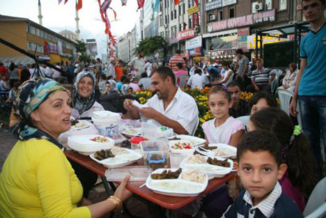 Guinesslik iftar!