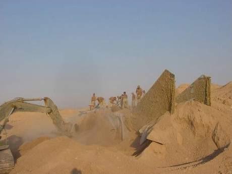 Saddamın Sakladığı Savaş Uçakları