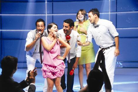 Kanal Dnin karaoke partisi!