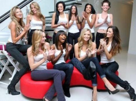 Victorias Secretin yeni meleği!