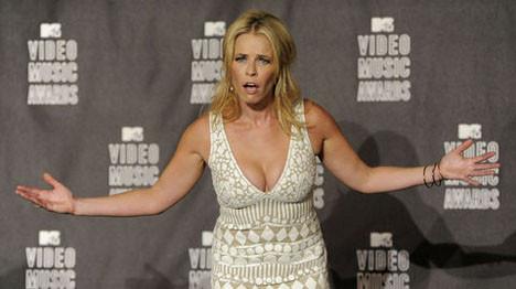 MTV gecesinden kareler!