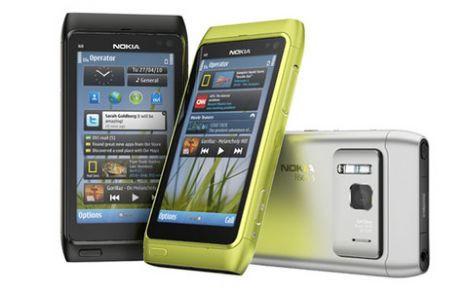 Nokia N8 geliyor!