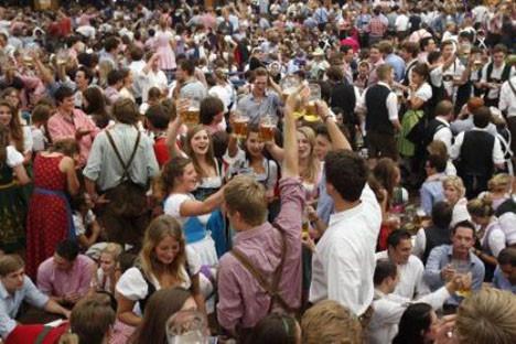 Almanyada bira çılgınlığı başladı!