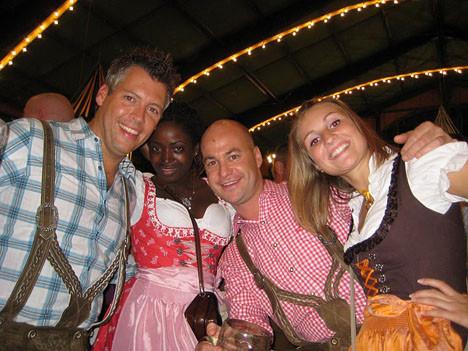 Oktoberfest çılgınlığı başladı!