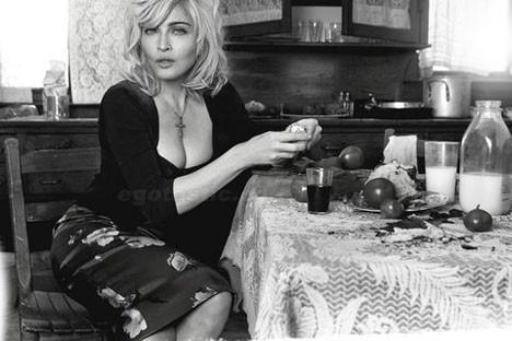 Madonna yaşlanmıyor!