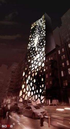 İşte New Yorka yapılacak cami!