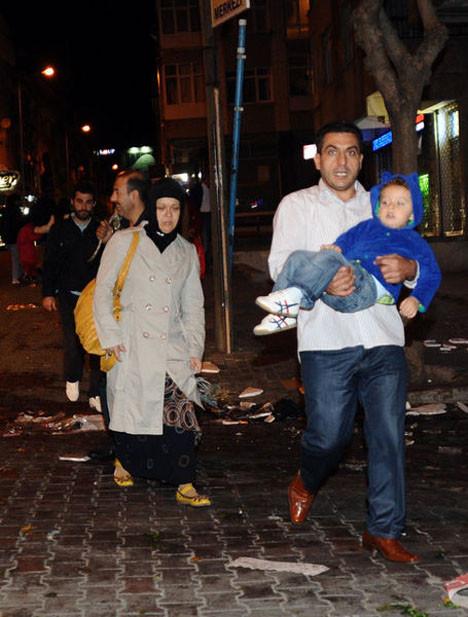 İstanbul sarsıldı!