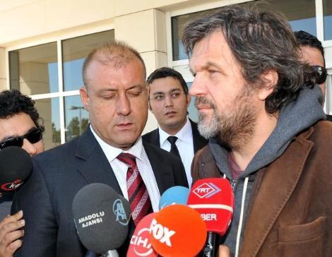 Sırp yönetmen Türkiyeye geldi!