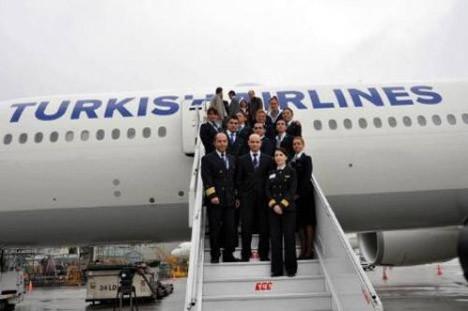 Dünyanın en büyük uçağı Türkiyede!