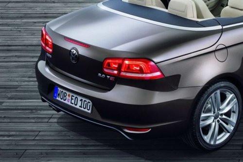 VW Eos'a makyaj operasyonu