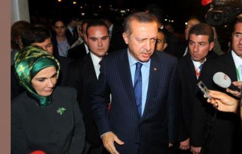 Erdoğan Atinada